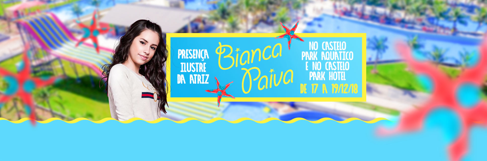 Atriz Bianca Paiva