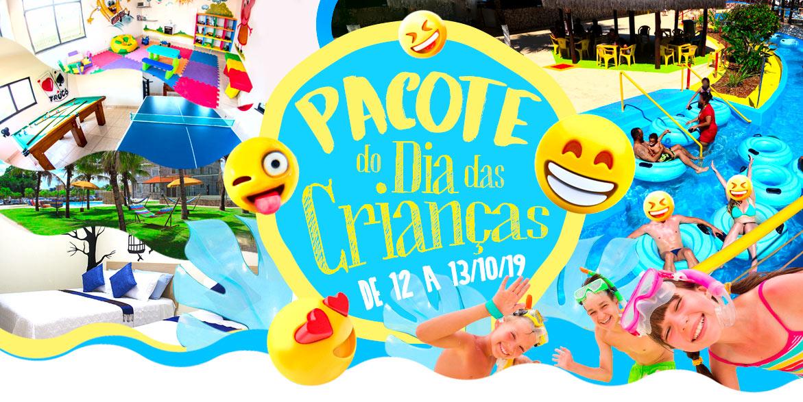 Pacote Dia das Crianças