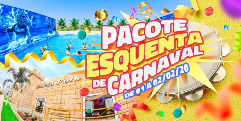 Pacote Esquenta de Carnaval